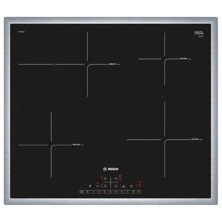 Индукционная стеклокерамич. панель Bosch PIF 645FB1E (новинка)
