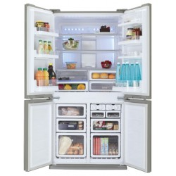 Многокамерный холодильник Sharp SJ-FP 97 VBE