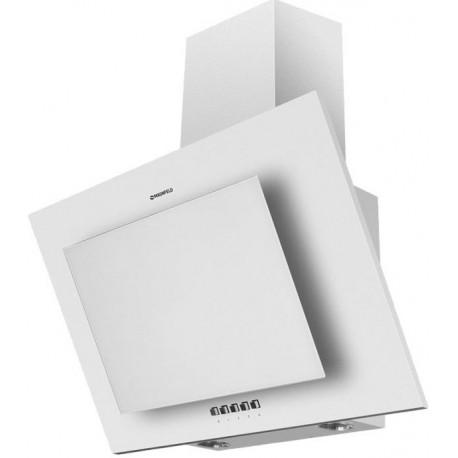 MAUNFELD TOWER C 60 Белый/Белое стекло