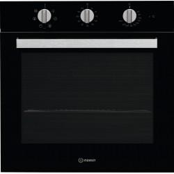 Встраиваемый электрический духовой шкаф Indesit IFW 6530 BL