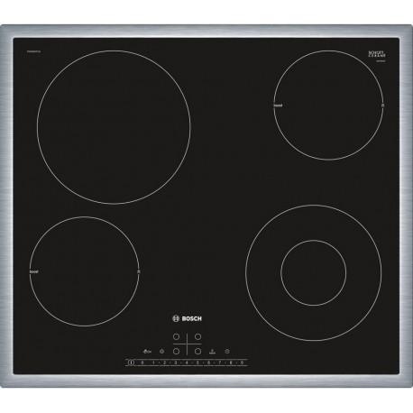 Стеклокерамическая панель Bosch PKF 645FP1G**