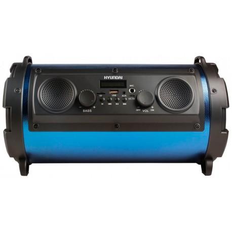 Hyundai H-MC 200 черный/синий