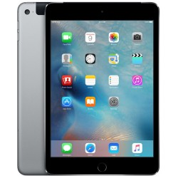 Apple iPad mini 4 128 GB Wi-Fi + Cellular Space Gray (MK 762 RU/A)