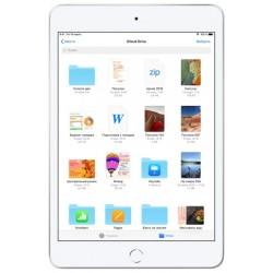 Apple iPad mini (2019) 64 Gb Wi-Fi (MUQX2RU/A) серебристый