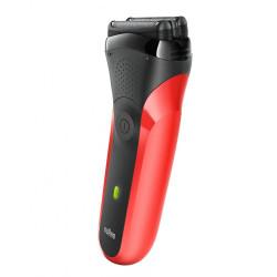 Braun Series 3 300ts Red