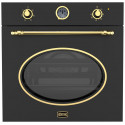 Встраиваемый электрический духовой шкаф Korting OKB 461 CRGN
