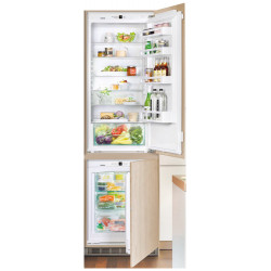 Встраиваемый двухкамерный холодильник Liebherr SBS 33I2 (IG 1024-21 + IK 2320-21)