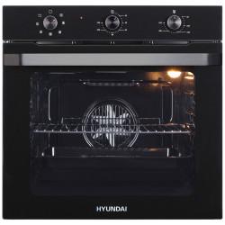 Встраиваемый электрический духовой шкаф Hyundai HEO 6730 BG черный