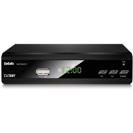 BBK SMP250HDT2 черный