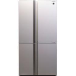 Холодильник Side by Side Sharp SJGX98PWH