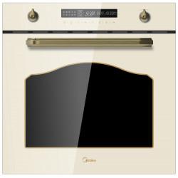 Встраиваемый электрический духовой шкаф Midea MO78100RGI-B