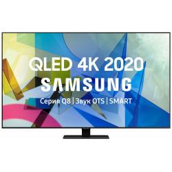 Телевизор Samsung QE75Q80TAUXRU