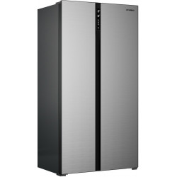 Холодильник Side by Side Hyundai CS6503FV нержавеющая сталь