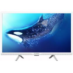 Телевизор Hyundai H-LED24FS5020 Smart белый