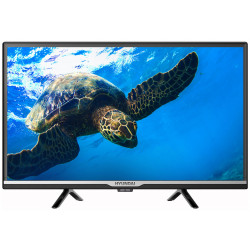 Телевизор Hyundai H-LED24FT2000 черный