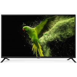 Телевизор Hyundai H-LED43FU7001 Smart Яндекс черный