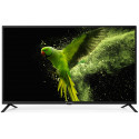 4K (UHD) телевизор Hyundai 43'' H-LED43FU7001 Smart Яндекс черный