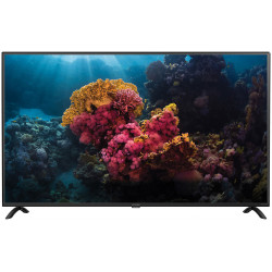 Телевизор Hyundai H-LED50FU7001 Smart Яндекс черный