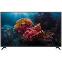4K (UHD) телевизор Hyundai 50'' H-LED50FU7001 Smart Яндекс черный