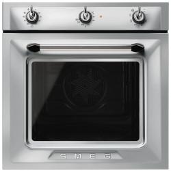 Встраиваемый электрический духовой шкаф Smeg SF6905X1