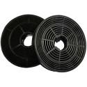 Угольный фильтр Korting KIT 0279 , 2 шт