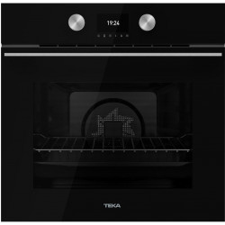 Встраиваемый электрический духовой шкаф Teka HLC 8400 NIGHT RIVER BLACK