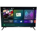 4K (UHD) телевизор Hyundai 43'' H-LED43FU7004 Smart Салют черный
