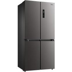 Многокамерный холодильник Midea MDRF632FGF28  темная нерж.сталь