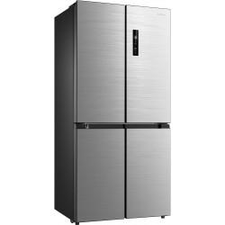 Многокамерный холодильник Midea MDRF632FGF46  темный металлик