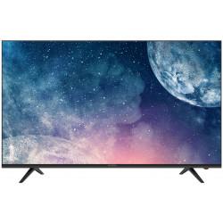 4K (UHD) телевизор Hyundai 55'' H-LED55FU7004 Smart Салют черный