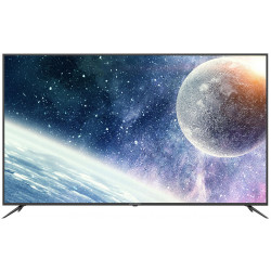 4K (UHD) телевизор Hyundai 75'' H-LED75FU7002 Smart Салют черный