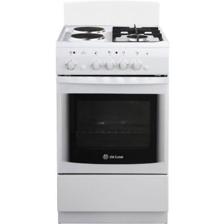 Комбинированная плита DeLuxe 506022.03гэ(щ) ЧР-030