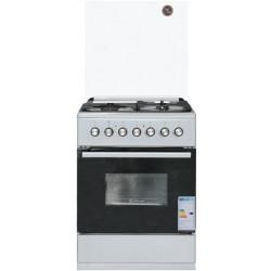 Комбинированная плита DeLuxe 606031.00гэ-001(кр) ЧР
