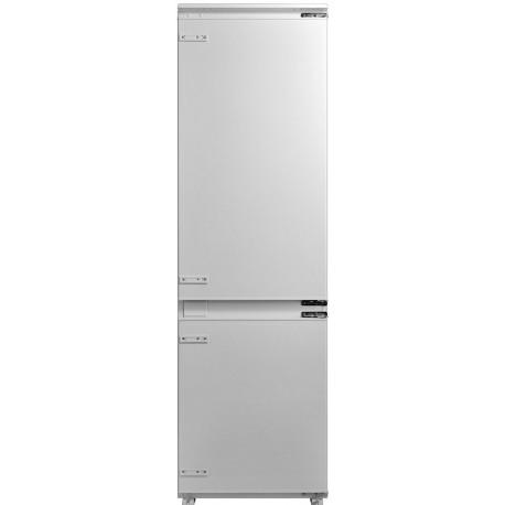 Встраиваемый двухкамерный холодильник Hyundai CC4023F