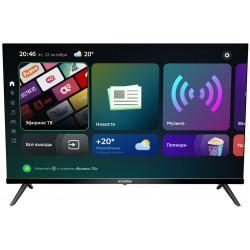 LED телевизор Hyundai 32'' H-LED32FS5004 Smart Салют ТВ черный