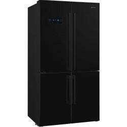 Многокамерный холодильник Smeg FQ60NDF черный